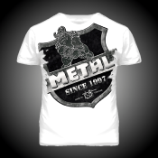 T-SHIRT METAL ARM