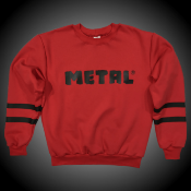 METAL SWEATER